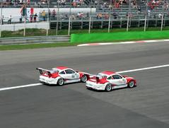Italian Grand Prix 2013 - Mobil 1 Porsche Super Cup Race (Sunday) (DarloRich2009) Tags: italy car 911 f1 grandprix formulaone formula1 fia carrera racingcar porsche911 monza 991 gt3 parabolica porschesupercup italiangrandprix porsche911carrera curvaparabolica porsche911gt3 autodromonazionalemonza porscheag porschemobil1supercup formulaoneworldchampionship porsche991 granpremioditalia fdrationinternationaledelautomobile fiaformulaoneworldchampionship lechnerracing markuspommer walterlechnerracing lechnerracingacademy clemensschmid theitaliangrandprix2013 theitaliangrandprix theparabolica parabolicacorner