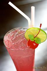 Lavender_Lemonade ชาเย็นกลิ่นลาเวนเดอร์ เปรี้ยวมะนาวนิดๆ ร้านเวียงจุมออน