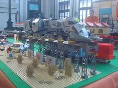 TrenBrick 2013 (Lord Jerome) Tags: madrid lego ale