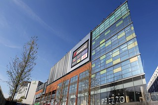 Quintain's London Designer Outlet opens