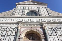 Santa Maria Novella (Moonchild Silverdream) Tags: santa italy del florence maria ponte firenze piazza duomo della michelangelo fiore palazzo pitti piazzale vecchio uffizzi signoria novella