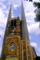 St.-Johannis-Kirche, Wrzburg I (Twizzer88) Tags: church architecture germany bayern deutschland bavaria wwii modernism bomb blitz wurzburg wrzburg bombing modernist secondworldwar worldwartwo