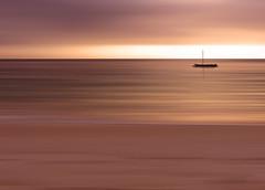 Castaway. (Yvette-) Tags: beach boat mombasa dhow panasonicfz150