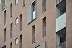 CZ (Elisa Maruelli) Tags: milano pioggia vuoto pieno portello volumi metropoli casepopolari ediliziapopolare zucchi cinozucchi