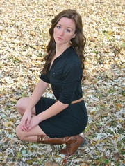 Autumn Outdoors (PhotoAmateur1) Tags: she autumn portrait people favorite woman brown black hot cute art fall feet nature girl beautiful beauty face leaves fashion lady female canon pose hair fun skinny outdoors nice model eyes shoes colorful long pretty dress photoshoot adult legs emotion boots sweet body head expression top feminine background gorgeous femme country curves great profile perspective creative young picture style babe lips her attractive