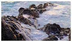 En filé / In spun yarn effect (djimos) Tags: sea mer seascape reunion nikon réunion iledelaréunion reunionisland grandeanse 85mmf18afd effetfilé d7000 djimos