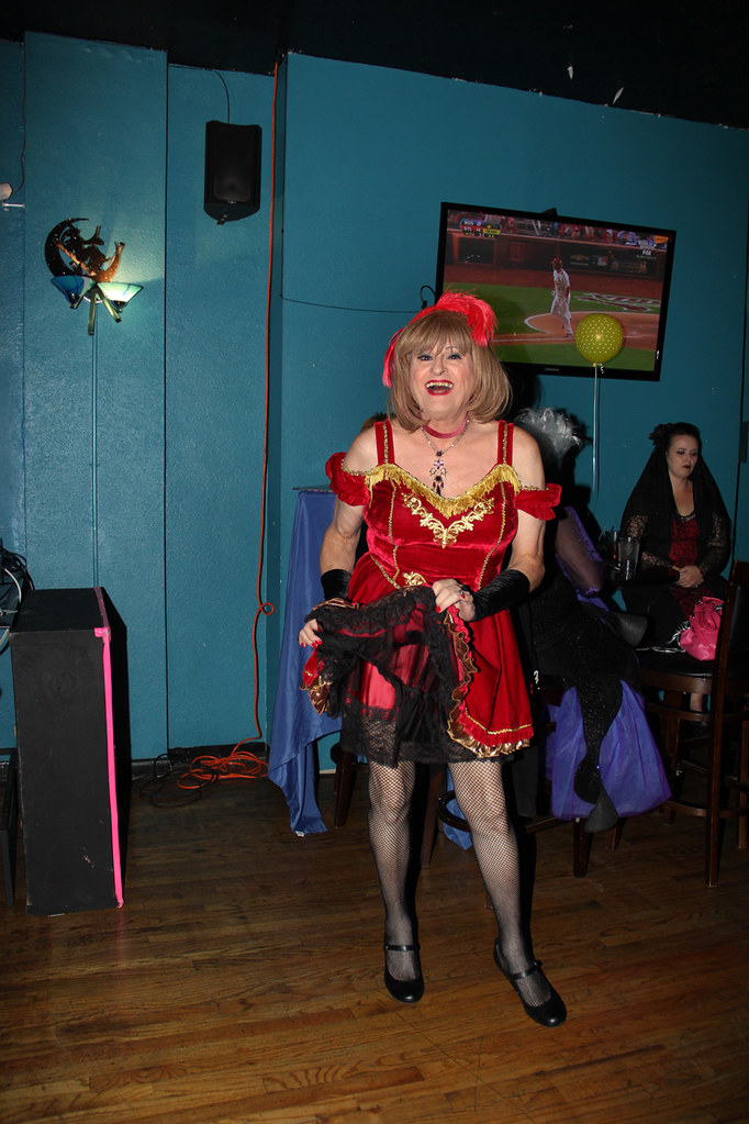 new95378 img_5825t misscherieamor tags halloween costume tv feminine cd nightclub tgirl transgender - Halloween Petticoat