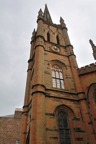 Old and St Andrew's Church, High Street, Montrose