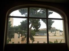 Museo del Marq, y el Castillo de Santa Barbara, Alicante (stefanny96) Tags: ventana alicante arias castillosantabarbara stefanny museomarq flickrandroidapp:filter=none samsungsght989 stefanny96