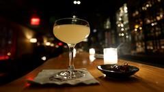 Corpse Reviver #2 (c. doerbeck) Tags: cocktails drinks gin absinthe lillet pegu peguclub pegunyc newyork newyorkcity sony alpha a99 nyc christophdoerbeck cocktail libation imbibe drink alcohol bar mixology doerbeck