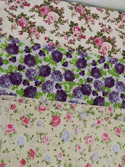 Tecidos Nov.13 (litllefabricris) Tags: flores cores handmade amor artesanato craft com tecidos organizadores costura florais feitoamão