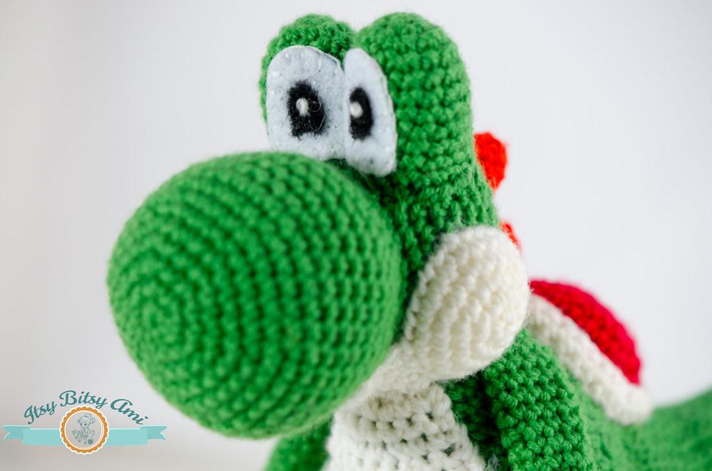 Amigurumi Nintendo : The world s most recently posted photos of amigurumi and nintendo