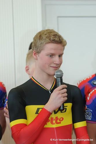 Ploegvoorstelling Davo Cycling Team (151)