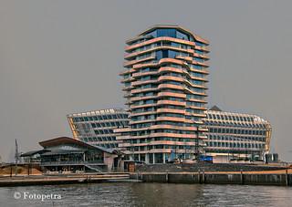 Unilever Haus in der Hamburger Hafencity