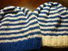 Gorros (-=Call-911=-) Tags: rayas lana wool knitting vertigo colores beanie striped rayado gorros tejido