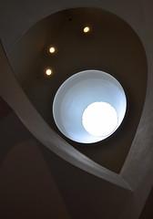 the dark side (leuntje) Tags: netherlands museum architecture stairwell denbosch brabant stedelijkmuseum architectuur shertogenbosch trappenhuis biermanhenket museumforcontemporaryartdesign