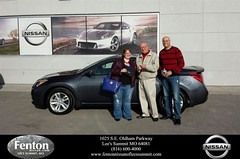 Fenton Nissan of Lee's Summit  Missouri Dealer Reviews  Customer Testimonials - Valeriya V. Andronova (fentonleesummit) Tags: new cars rock sedan honda wagon happy nissan little ak pickup automotive it best used vehicles most summit got bday arkansas van minivan suv luxury coupe fenton dealership fuel fentons lees shoutouts hatchback dealer customers efficiency shoutout reliable 4dr 2dr preowned hange