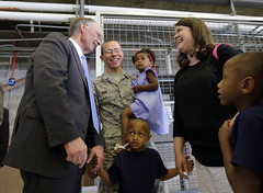 04-05-2014 Deployment Ceremony for 187th Fighter Wing