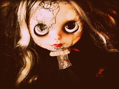 A Little DeadThing FA.... (shepuppy) Tags: dead doll neglected haunted creepy blythe shepuppy