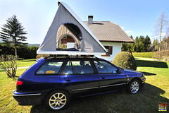 AUTOHOME Columbus Variant roof top tent Copyright 2014 Bernhard Egger  eu-moto images & The Worldu0027s Best Photos of maggiolina - Flickr Hive Mind