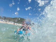 Agua (Mercedesdiaz) Tags: arraialdocabo rj riodejaneiro agua beach playa praia brasil brazil water