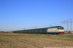 E652.102 (Davuz95) Tags: e652 trenitalia cargo piadane ravenna coils xmpr