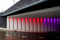 _DSC2676 (durr-architect) Tags: tunnel vision herman kuijer light installation dutch underpass zutphen netherlands architecture art designer artist colourful luminescent motorists cyclists pedestrians time space kcap baljon baauw royal haskoning dhv bam prorail train railway