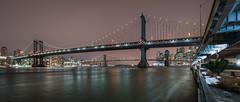20170210-_DSC0359-361 ptgui.jpg (bob.tullis) Tags: brooklyn night bridge a7rm2 a7rii eastriver nys ptgi pano nyc