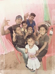 Chaitan with friend and chiller party (Chaitan Deep) Tags: hi am chaitan deep smartboy mandel gaon frnds calling chandu aamirian chillerparty
