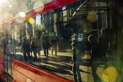 urban reflections... (Peppis) Tags: londra london street streetlife streetshot streetphotography peppis nikon nikond7000 reflection