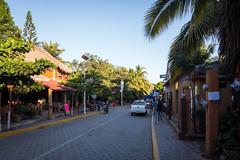 Mazunte town Mexico