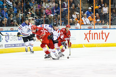 "Missouri Mavericks vs. Allen Americans, March 3, 2017, Silverstein Eye Centers Arena, Independence, Missouri.  Photo: John Howe / Howe Creative Photography • <a style=""font-size:0.8em;"" href=""http://www.flickr.com/photos/134016632@N02/33117917532/"" target=""_blank"">View on Flickr</a>"
