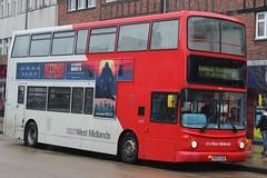 National Express West Midlands Dennis Trident 2/Alexander ALX400 4379 (BV52 OAW) (Yardley Wood) (john-s-91) Tags: nationalexpresswestmidlands dennistrident2 alexanderalx400 4379 bv52oaw solihull route6 kongskullisland