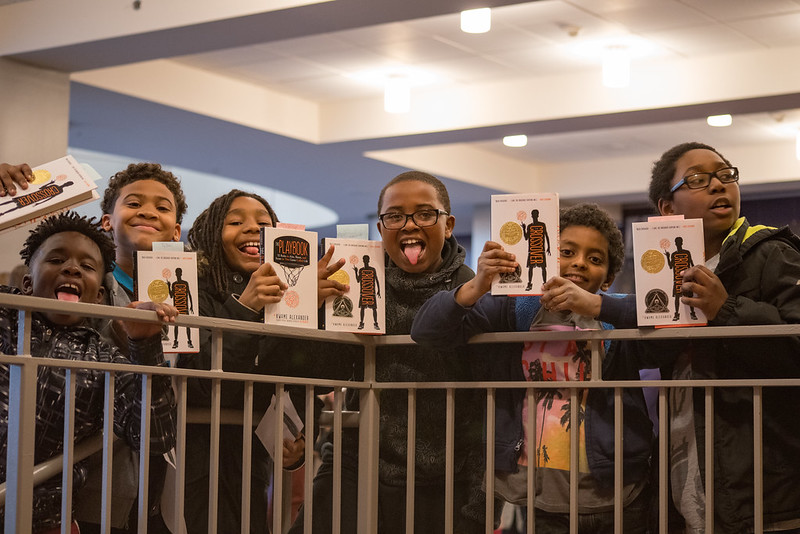 Out of Wonder: Kwame Alexander & Ekua Holmes