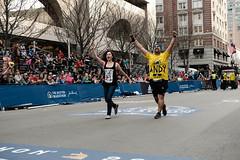ANDY - 121st Boston Marathon (Daniel Friedman [flickr.com/badapple]) Tags: beboston boston baa marathon copleysquare bostonmarathon andy 2017bostonmarathon boston2017