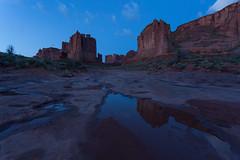 Blue Hour Reflections ... Arches (Ken Krach Photography) Tags: archesnationalpark
