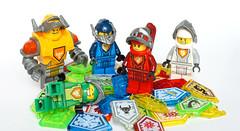 Nexo power overdose (Vanjey_Lego) Tags: lego minifig minifigs minifigure minifigures nexo knight knights power overdose