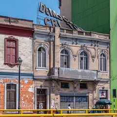 A political party in  total decadence (Ulises Vizcardo) Tags: lima