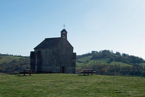Chapelle Notre-Dame-des-Graces in Lacapelle-Livron