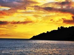 Sunset in Özdere İzmir (B A Y S A L) Tags: sunset özdere clouds sea ege aegean izmir menderes turkey türkiye summerhouse tourism histoir ercanbaysal camera sky vision light photography
