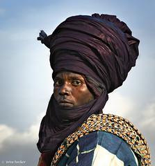 Horseman portrait (Irene Becker) Tags: africa arewa imagesofnigeria kadunastate nigeria nigerianimages nigerianphotos northnigeria palace westafrica zaria zazzauemirate northernnigeria portraiture kaduna