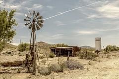 Sur la route 66 - Hackberry (Isa-belle33) Tags: route66 road road66 roadtrip motherroad travel arizona