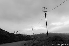 Baku 2017 (hakanyurtcan) Tags: tamronsp1530mmf28divcusd black white bnw blackandwhite baku baki azerbaycan azerbaijan monochrome road petroleum wire lovelycity