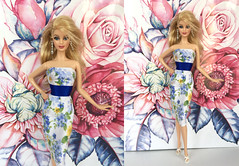 Barbie Holiday 2010 (alenamorimo) Tags: barbie barbiedoll doll barbiecollector