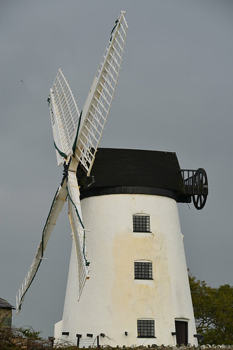 Llynon Windmill, Anglesey