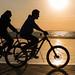 Biking in the Sunset (Knut Fonn) Tags: 2017 tkkkroatiatur zadar sunset biking