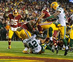 2016 Redskins-Packers (137) (maskirovka77) Tags: 4224 aaronrodgers dc fedexfield greenbay jamesoncrowder kirkcousins packers pierregarcon redskins robertkelley washington