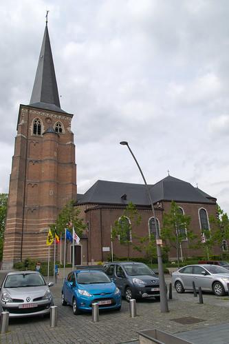 Diepenbeek, Sint-Servatiuskerk.
