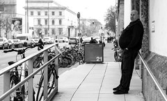 Bavarian (inspiring!) Tags: blackandwhite bw photography superphotographer e bestpeopleschoice beautifulshot niceshot street streetphotography heartawards travelphotography thebestshot zodiacawards inspiring poppyawards polestar photographer musictomyeyes artofimages angelawards flickridol flickrhearts flickrstarsgroup flickrstars youvegottalent contactaward crossaward nationalgeographic munich münchen people monochrome schwarzweis flickrfriday portrait