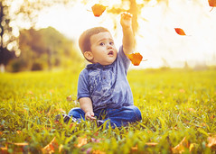 autumn (kaiariel) Tags: photoshop children otoño autmn fall autumn niños naturaleza